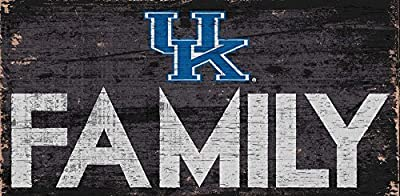 Fan Creations University of Kentucky Family Sign, Multi
