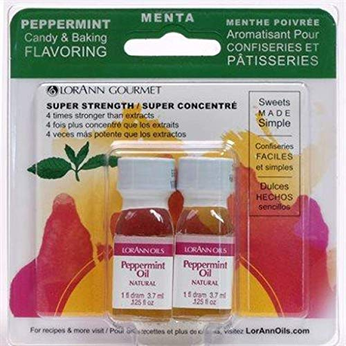 (Jo-Ann Stores Candy & Baking Flavoring Oil-Peppermint)