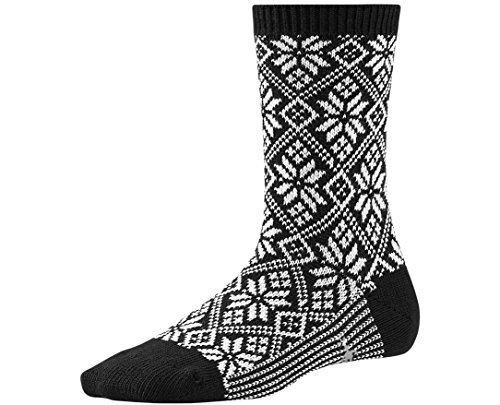 Smartwool Traditional Snowflake Lifestyle Socks Small