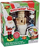 MasterPieces Works of Ahhh Nutcracker Santa Large Wood Paint Kit