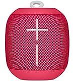 Ultimate Ears WONDERBOOM Altoparlante Wireless Bluetooth, Resistente agli Urti e Impermeabile con Connessione Doppia, Singolo, Raspberry