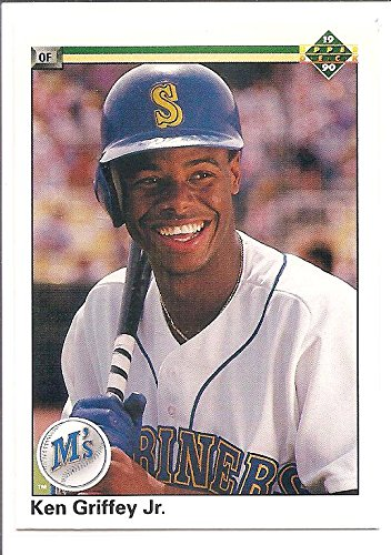 bc4b55b9dd Ken Griffey Jr. Seattle Mariners 1990 Upper Deck Baseball Card #156 ...