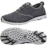 ALEADER Men's Quick Drying Aqua Water Shoes: more info