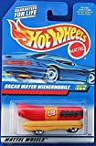 Oscar Mayer Wienermobile Hot Wheels 1:64 Scale Collectible Die Cast Metal Toy Car Model  #204