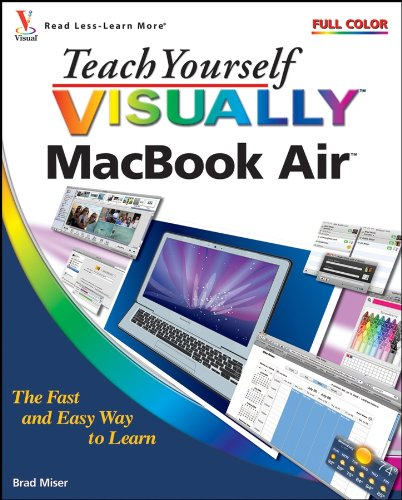 Teach Yourself VISUALLY MacBook Air (Best Programming Laptops In The World)