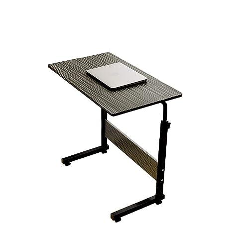 Escritorio extraíble para computadora, Mesa de Noche, Escritorio para Cama para Estudiantes, Mesa