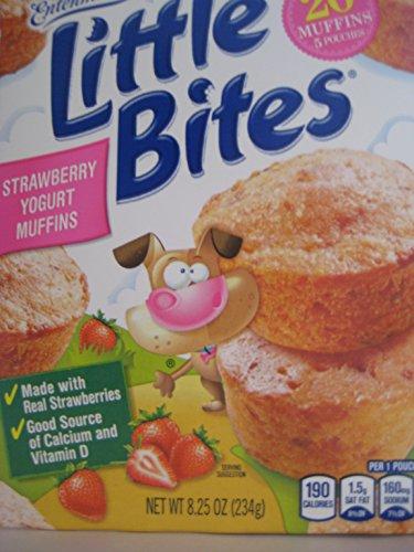 Entenmanns Little Bites (Entenmann's Little Bites Strawberry Yogurt Muffins, 8.25oz)