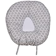 Leachco Podster Sling-Style Infant Lounger - Moroccan Gray