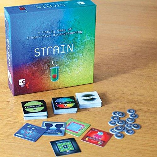 Copernicus Strain: The Bioengineering Game (Strain Game)