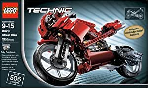 LEGO Technic Street Bike