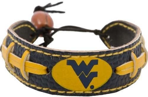 Virginia Mountaineers Gamewear Football Bracelet product image