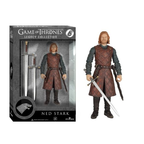 HBO 10016617 Game of Thrones Legacy Collection Ned Stark Action Figure