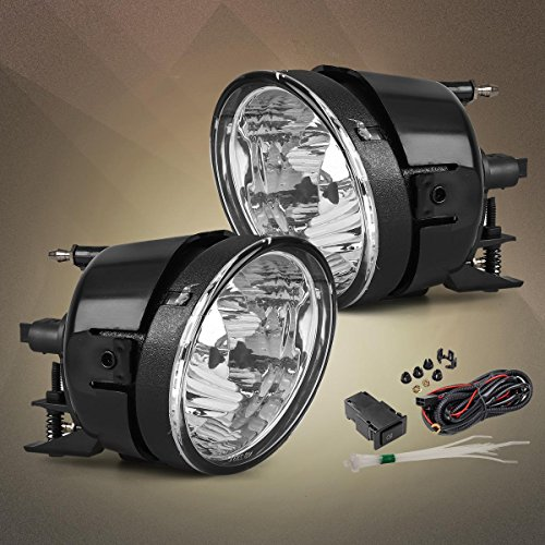 partsam-clear-bulb-bumper-fog-light-assembly-lamp-left-right-pair-for-nissan-2004-2007-armada-2004-2