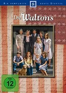 Die Waltons - Die komplette 8. Staffel [Alemania] [DVD]