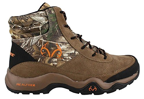 5 Realtree Outfitters Sneaker M Men s 8 Hiking Brown Bison 88wqrHv