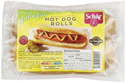 Hot Dog Ingredients - 3