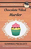 Chocolate Filled Murder (Frosted Love Cozy Mysteries)