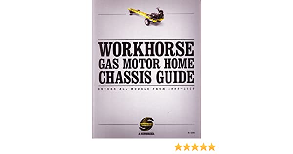 amazon com: bishko automotive literature 1999-2006 workhorse gas motorhome  chassis guide shop service repair manual book: automotive