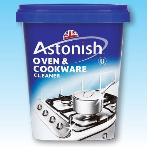 OVEN AND COOKWARE CLEANER