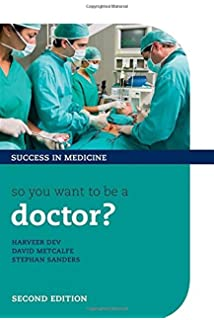 What would I need to take in high school to become a doctor?
