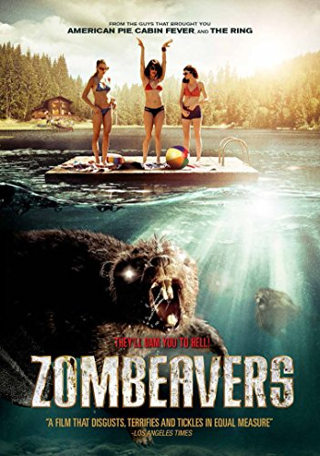 Zombeavers by OUR ALCHEMY LLC