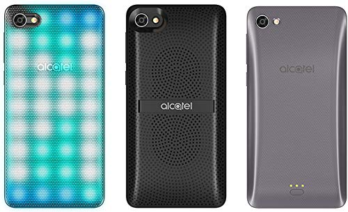 Cricket Wireless - Alcatel PULSEMIX 4G LTE With Sound Snapba
