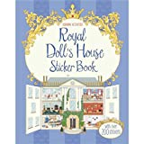 Royal Dollhouse Sticker Book, , 0794529623