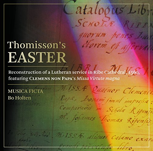 Thomisson's Easter by Dacapo