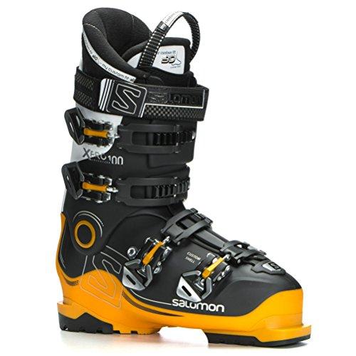 Salomon X Pro 100 Boot, Black/Safran/White, 27.5 ()