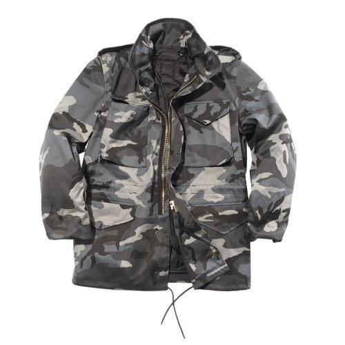 - Mil-Tec Classic US M65 Jacket Dark Camo size 3XL