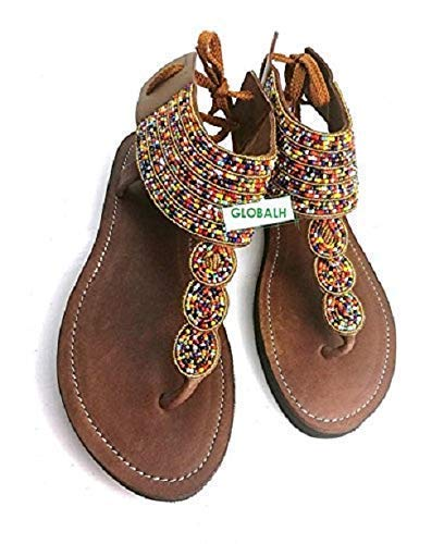 a5841059c598 Amazon.com  GlobalHandmade Reef sandy sandals for women