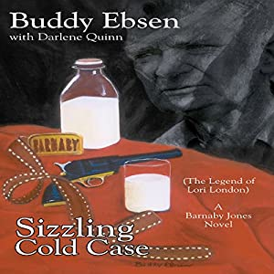 Sizzling Cold Case Audiobook