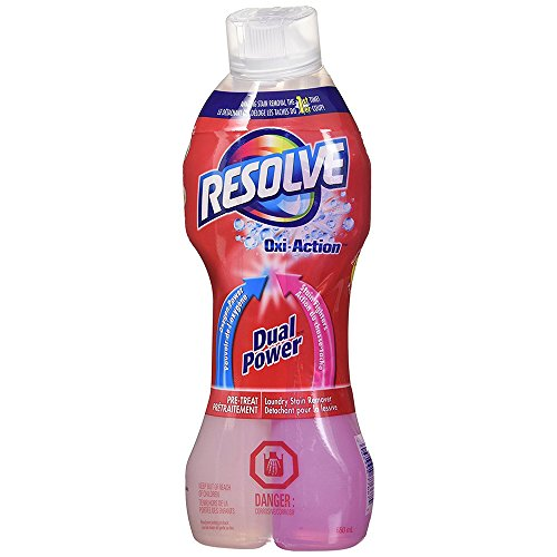Resolve Oxi Action Dual Power Laundry Stain Remover