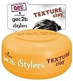 Schwarzkopf Got2b iStylers Texture Clay, 75ml by