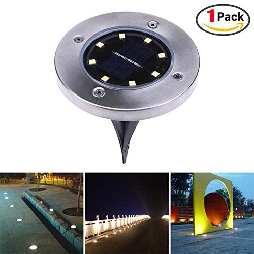 Led In Ground Path Light - 8