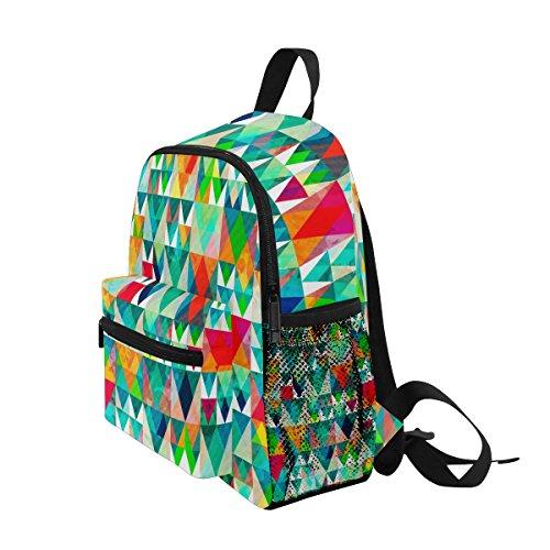 Tiger Boy School 9 Kids for Backpack Animal Toddler Mutli Retro Girls Print ZZKKO Vintage Bag Kindergarten Pre Hw1EOO