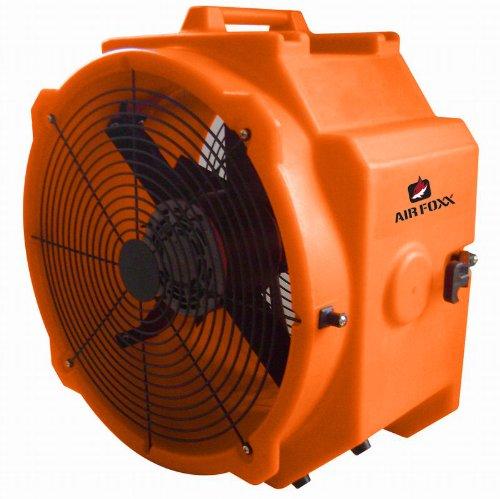 Air Foxx AX5000a High Velocity 1/4 HP 5000-CFM Commercial...