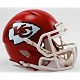 Riddell NFL Kansas City Chiefs Revolution Speed Mini Helmet