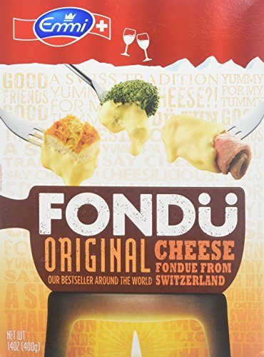 Fondue Cheese - Fondue Suisse Original (Pack of 8)