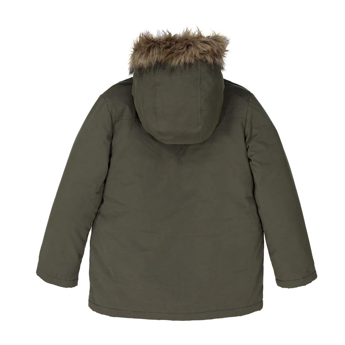 La Redoute Collections Big Boys 3-in-1 Parka, 3-12 Years Green Size 6 Years - 44 in. by La Redoute (Image #5)