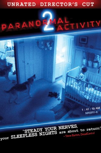 Paranormal Activity 2 Unrated Director's