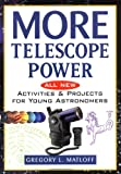 More Telescope Power, Gregory L. Matloff, 0471409855