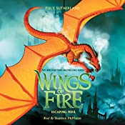 Escaping Peril: Wings of Fire, Book 8 | Tui T. Sutherland
