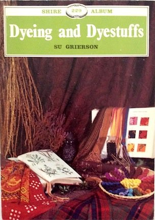 Dyeing and Dyestuffs (Shire album)