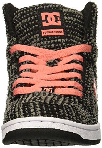 DC Skate Black Tx Women's Pure Top Shoe Se High pink AqArwY