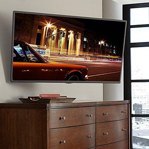 Soporte de montaje en pared para TV articulada de movimiento ...