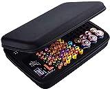 COMECASE Hard Battery Organizer Storage