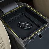 Armrest Secondary Storage Box Glove Pallet fit Hyundai IX35 ABS Plastic ,Car Armrest Box Glove Box