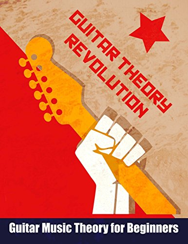 Guitar Theory Revolution Guitar Music Theory For Beginners (Volume 1) [Blokland, Mr Neill - Blokland, Mr Neill] (Tapa Blanda)