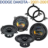 Dodge Dakota 2001-2001 Factory Speaker Upgrade Harmony R65 R5 Package New